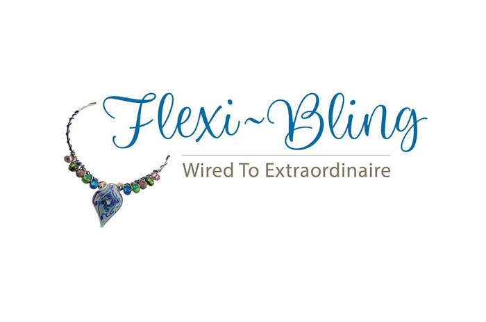 Logo designed for a line of handmade jewelry.