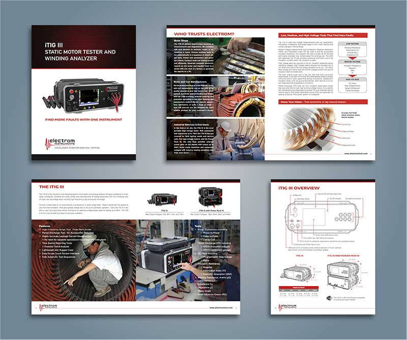 New Brochure Helps Launch the iTIG III