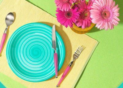 Photography gallery: festive dinner plate