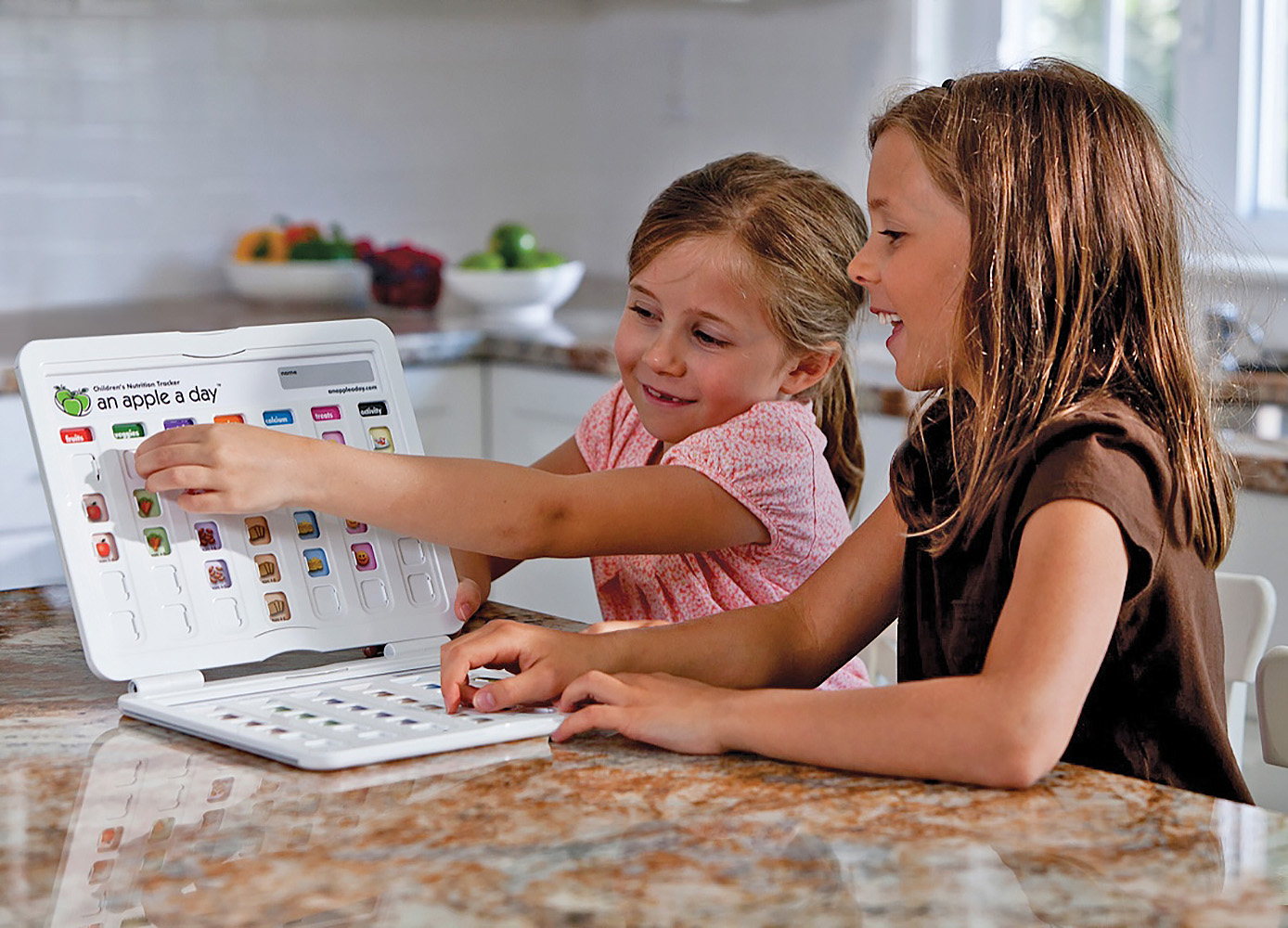 Product development of a children's nutritional tracking system.