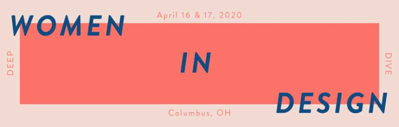 2020 Women In Design Conference