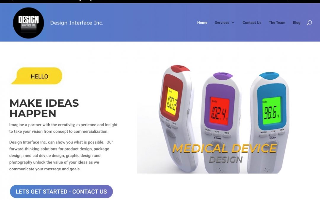 Our Colorful New Website Is Now Live!