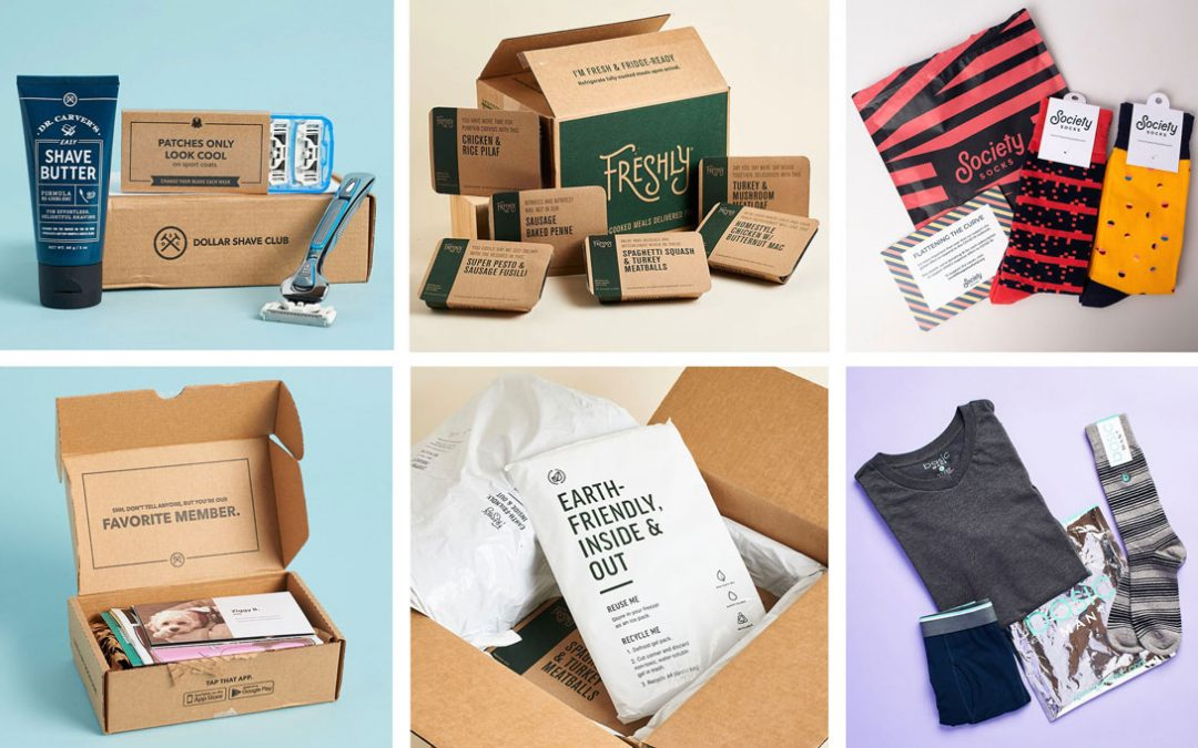 Why is Subscription Box Packaging Important?