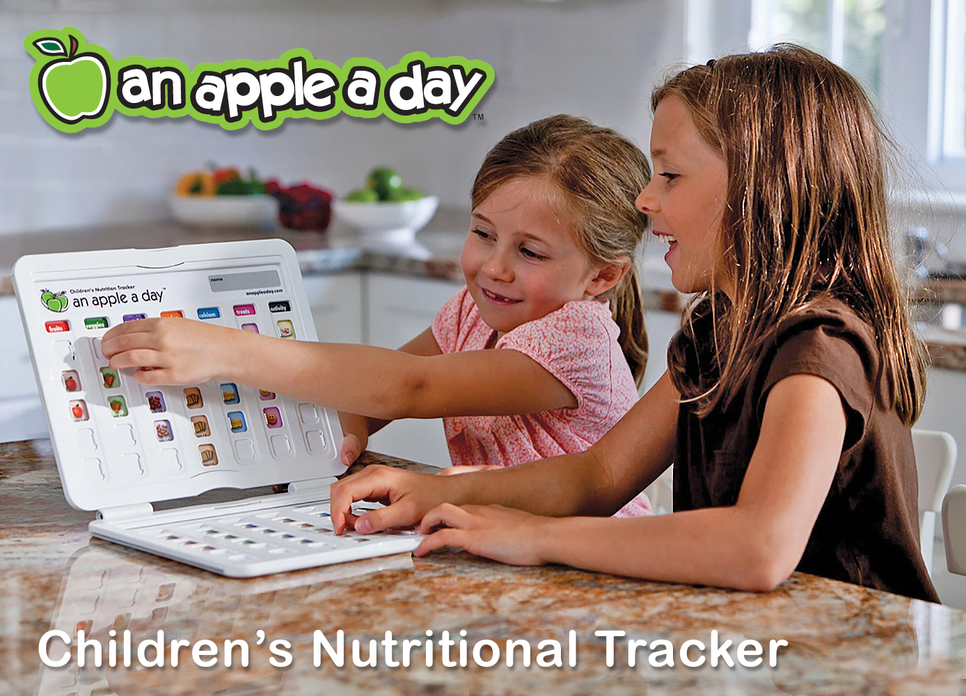 An Apple A Day Children's Nutritional Tracker