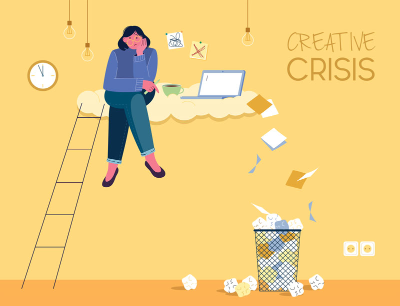 Creative Crisis