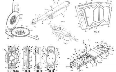 Patents a Plenty